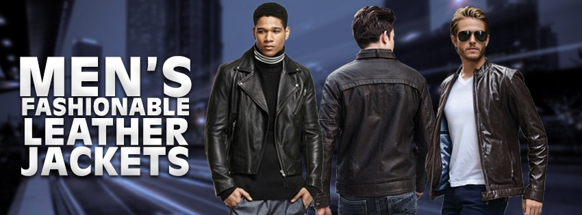 Top Leather Jackets (@topleatherjacket) Cover Image