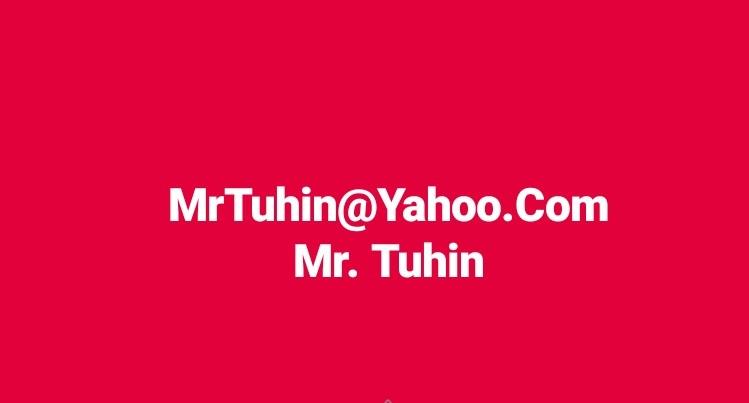 Mr. Tuhin (@mrtuhinbd) Cover Image