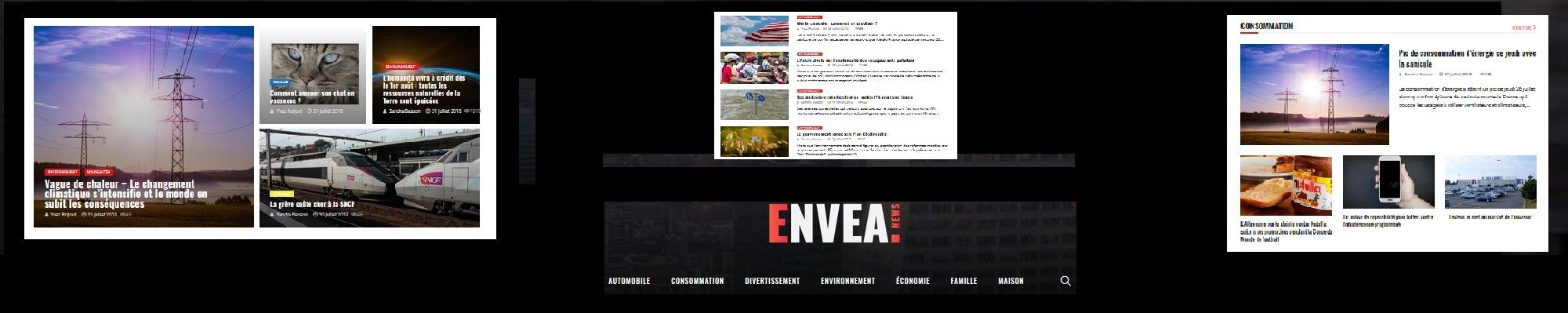 Envea (@envea) Cover Image
