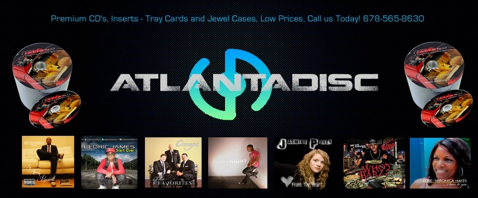 Premium CD's (@atlantadiscusa) Cover Image