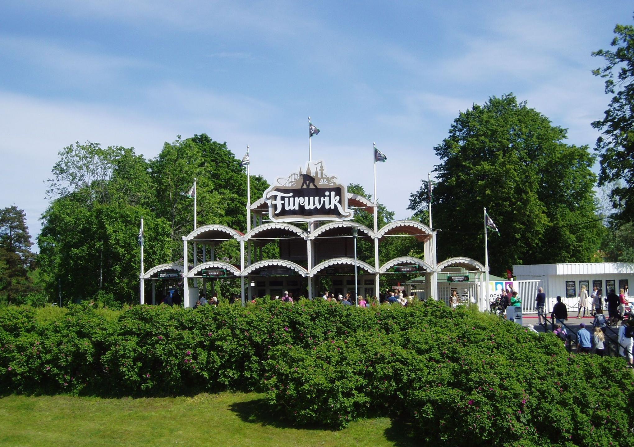 Furuviksparken (Furuvik) (@reallifetourslv) Cover Image