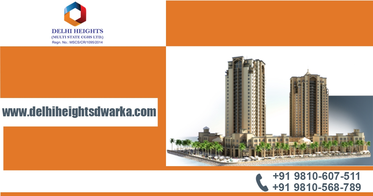 Delhi Heights Dwarka (@delhiheightsdwarka) Cover Image