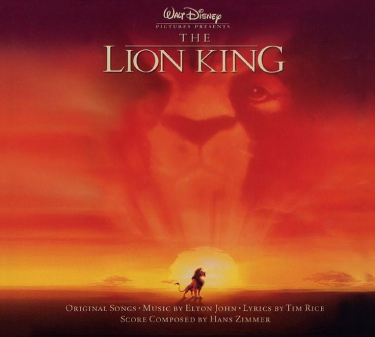 Disneys The Lion King (@bookrosenberg) Cover Image