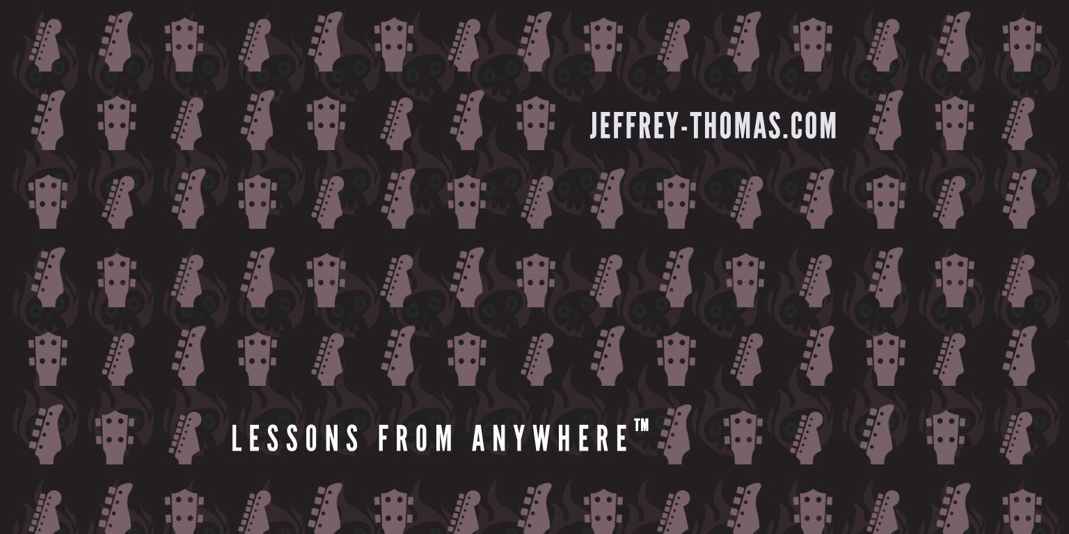 Jeffrey Thomas (@jtlessons) Cover Image