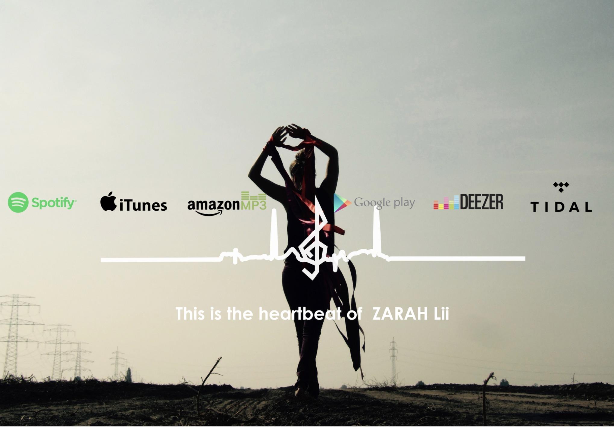 Zarah Lii (@zarahlii) Cover Image