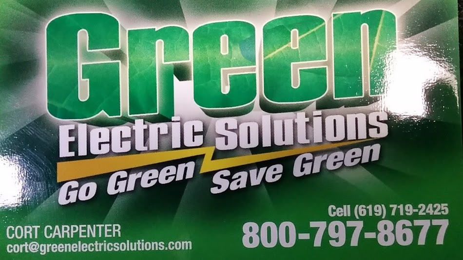Green Electric Solutions (@greenelectric) Cover Image