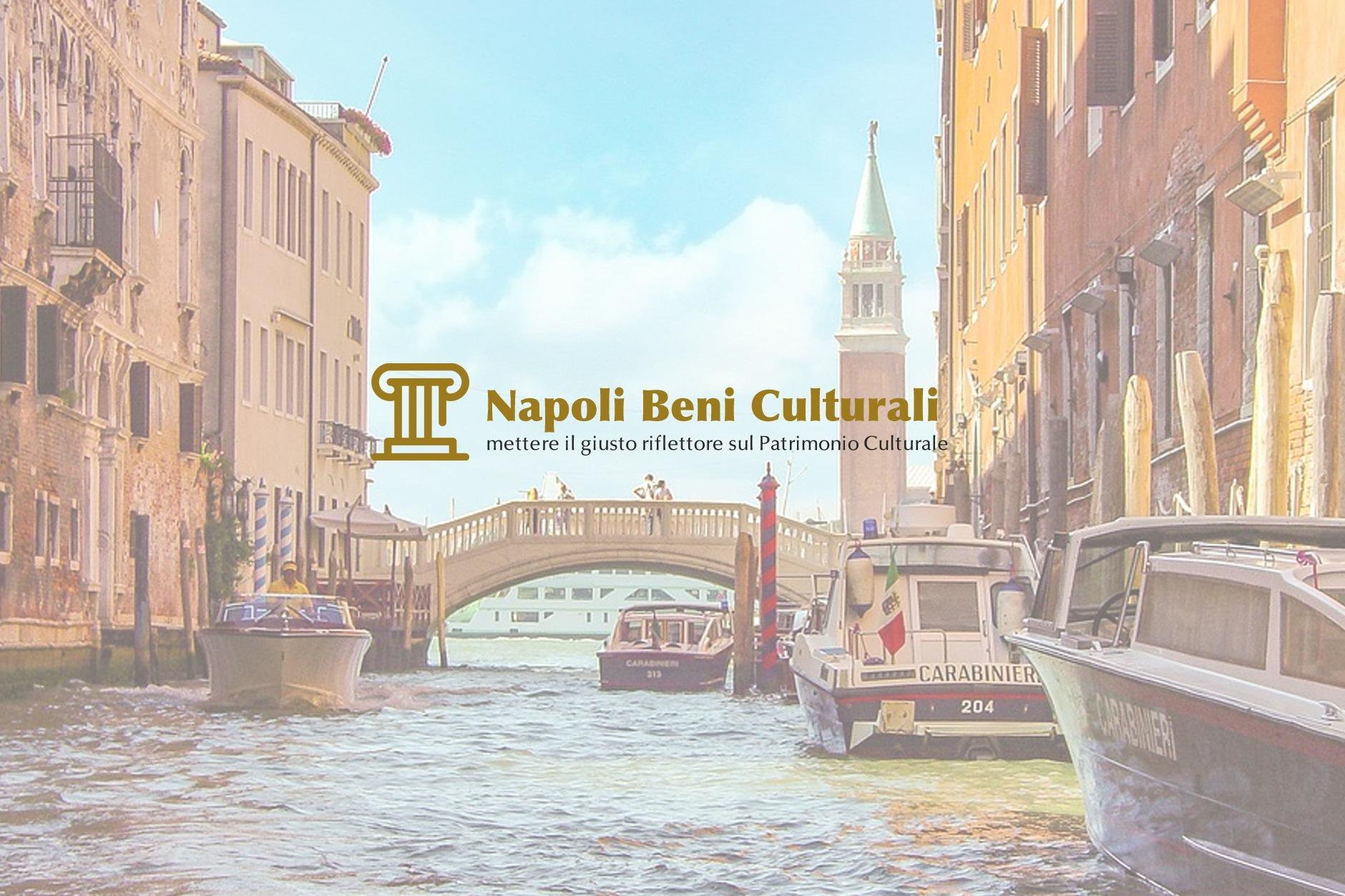Napoli Beni Culturali (@napolibeniculturali) Cover Image