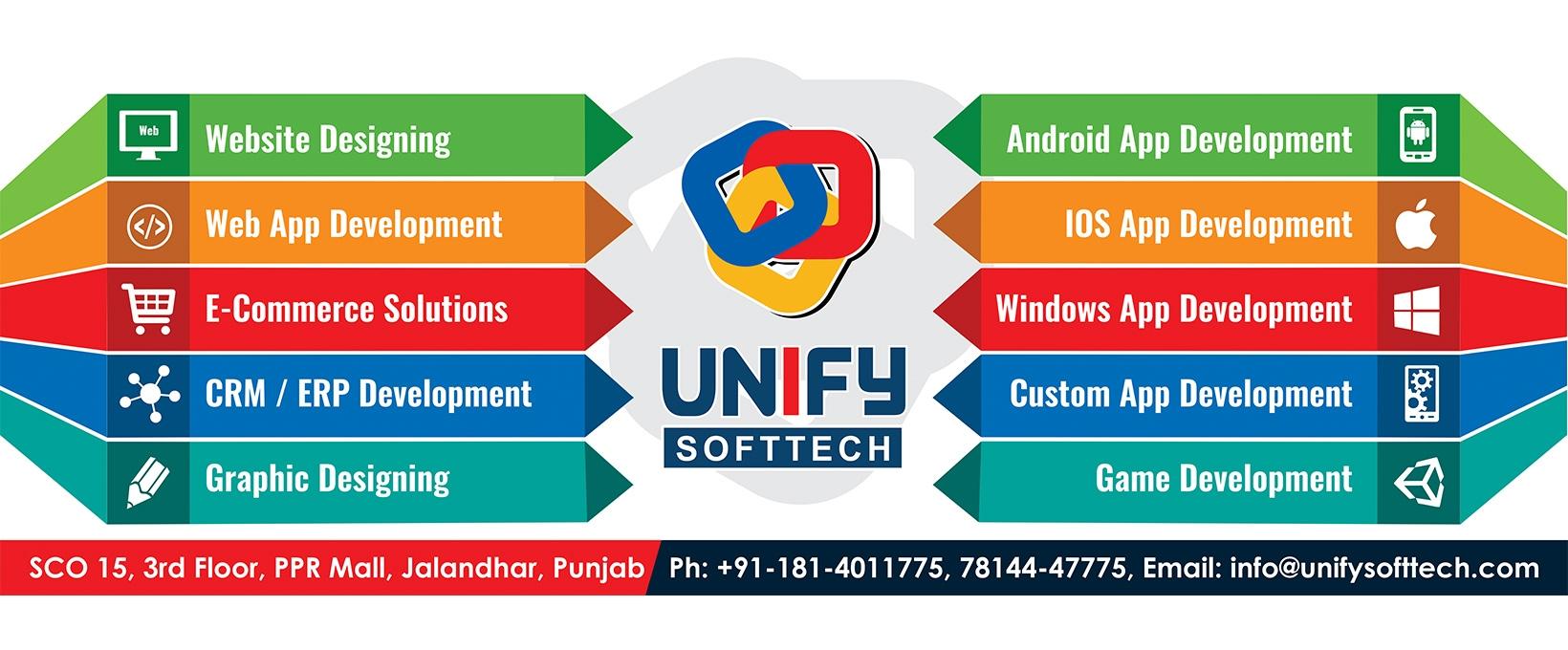 UNIFY SOFT TECH  (@unifysofttech) Cover Image