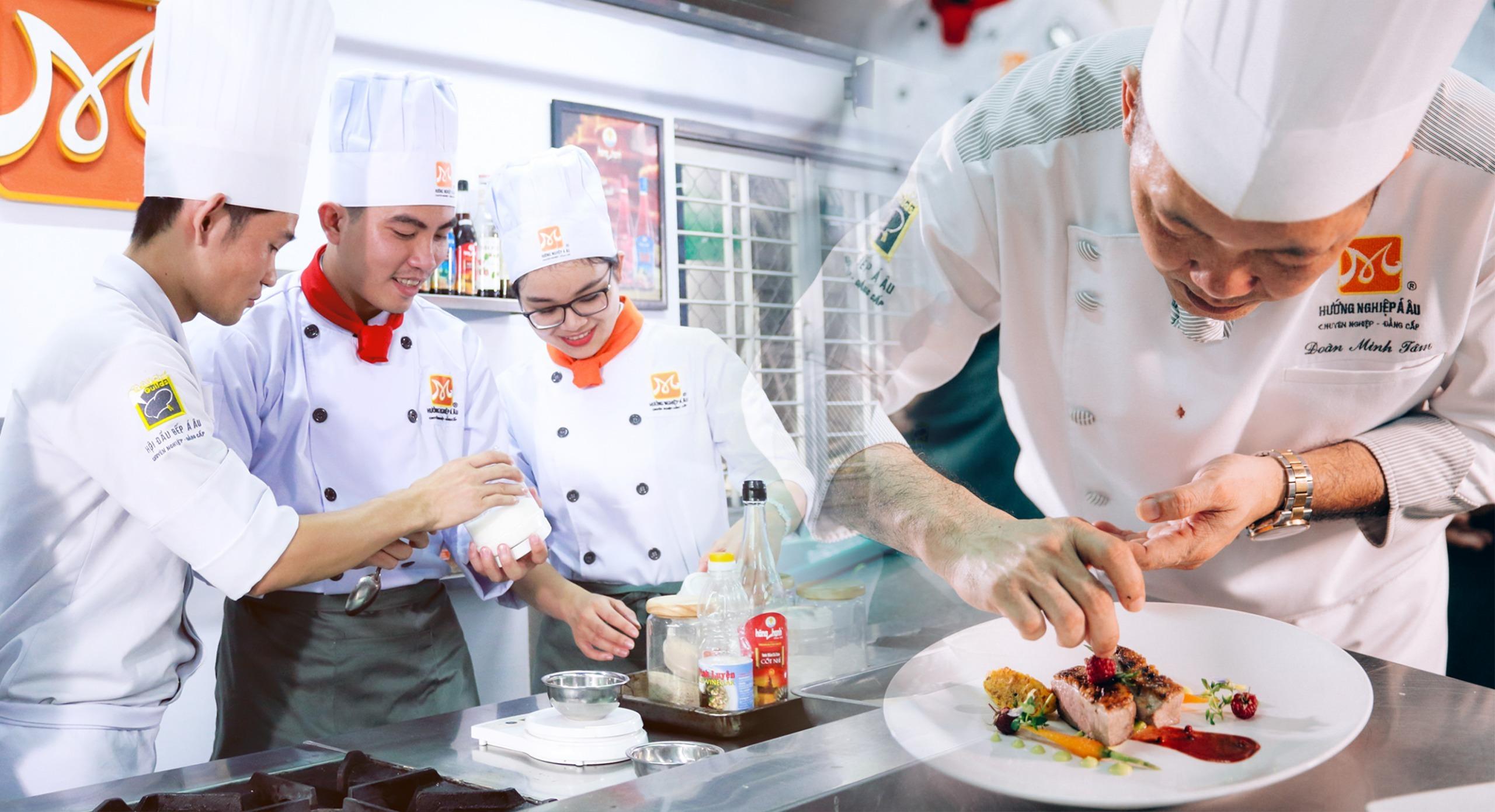 Trường Dạy Nghề Nấu Ăn, Đầu Bếp Chuyên Nghiệp (@beptruong) Cover Image