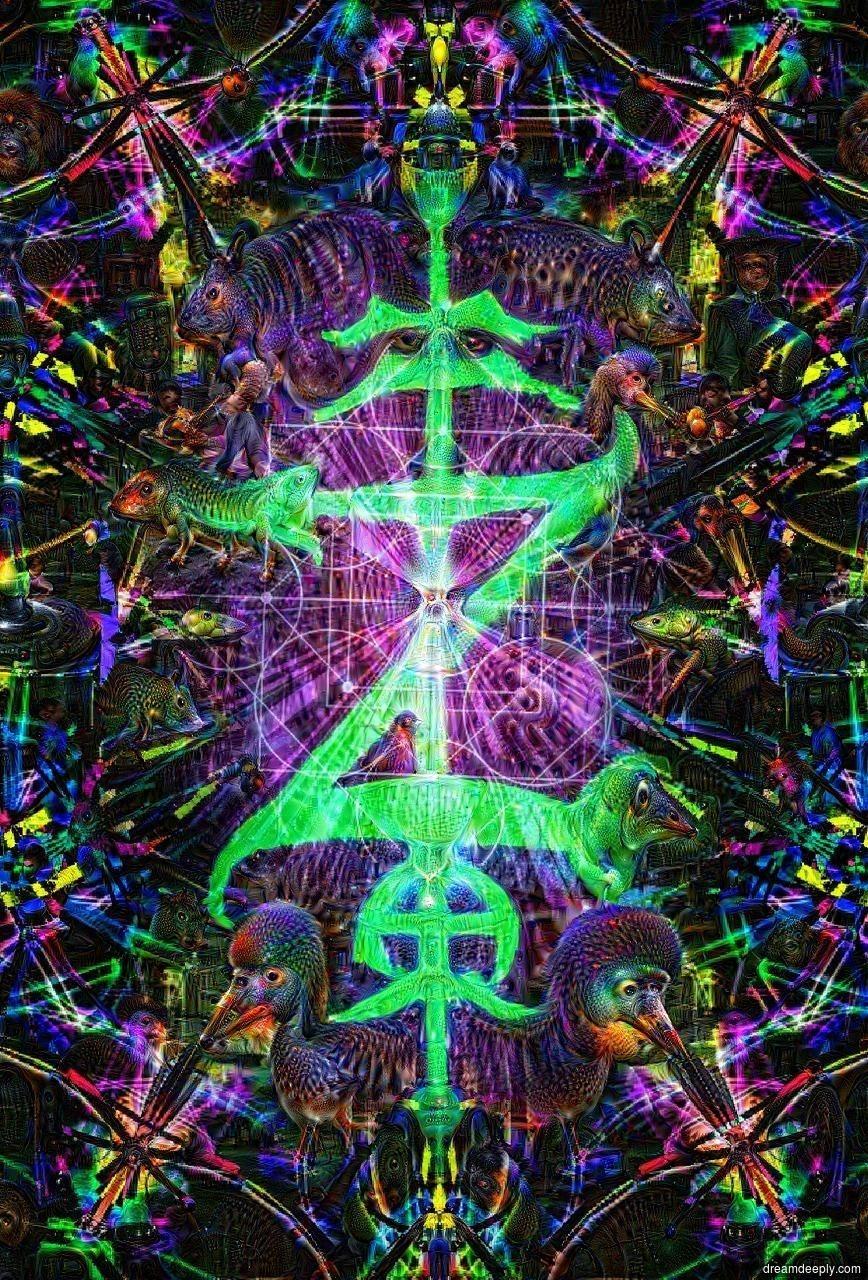 Drewcifer Discord (@wyrdwizard) Cover Image