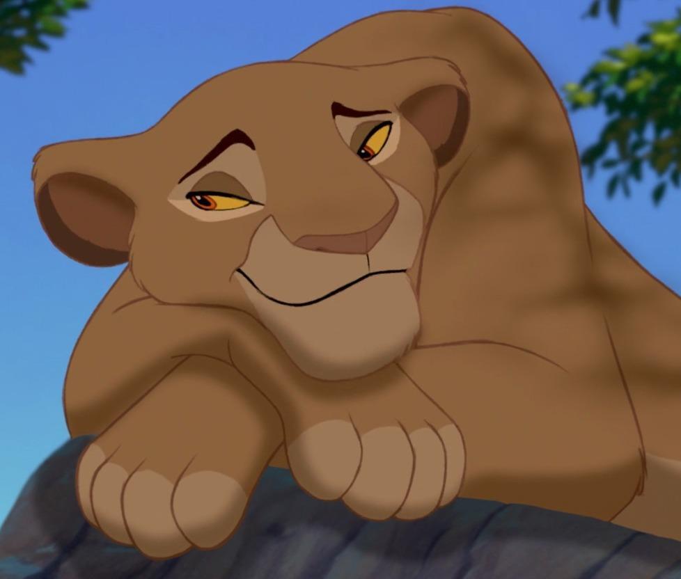 Lejonkungen (Disneys Filmer) (@robinstylist) Cover Image
