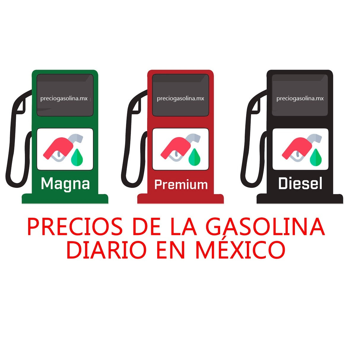 Prices of Daily Gasoline in Mexico (@mexicangasoline) Cover Image