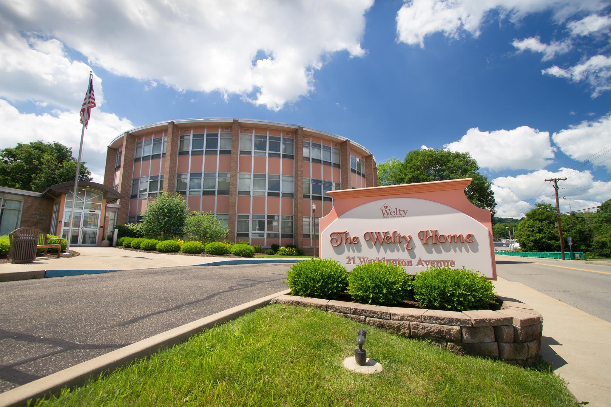 Good Shepherd Nursing Home (@weltyhome) Cover Image