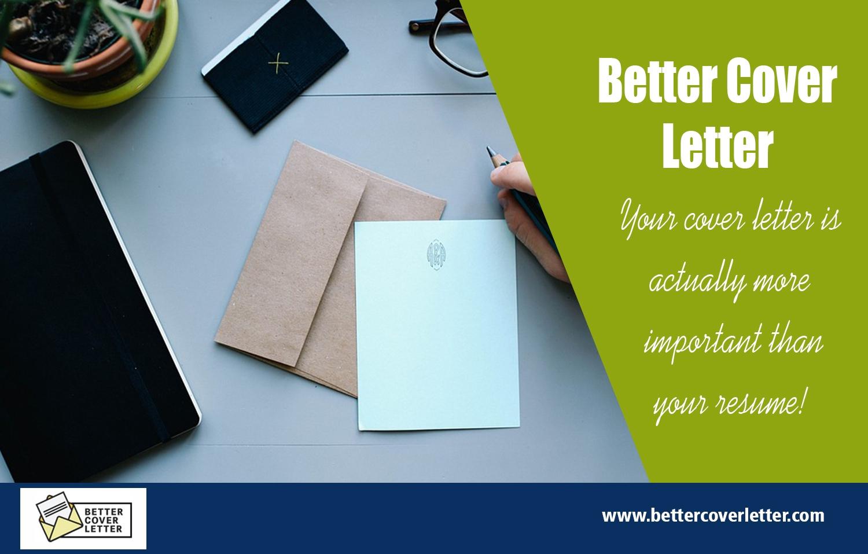 Better Cover Letter (@bettercoverlettercom) Cover Image