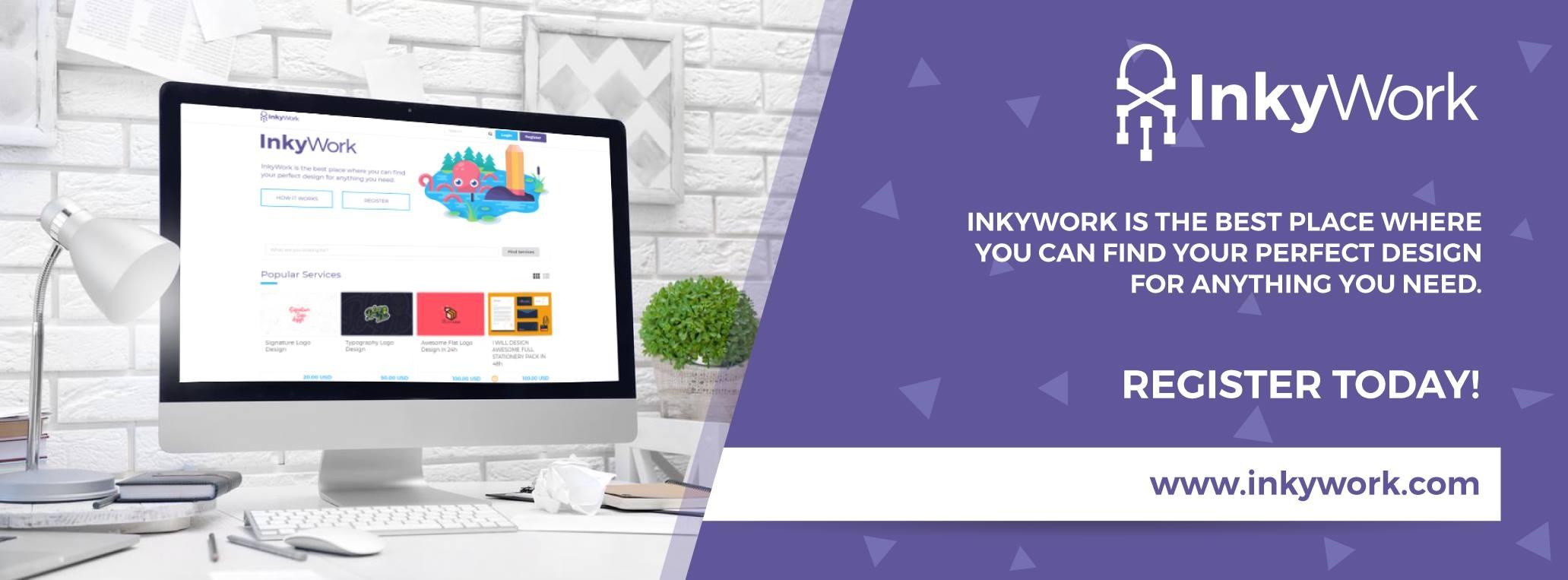 InkyWork (@inkywork) Cover Image