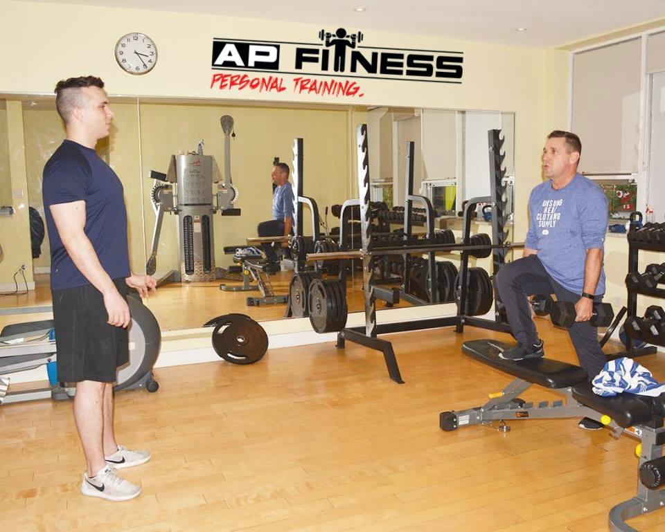 Personal Trainer Ottawa (@apfitness) Cover Image