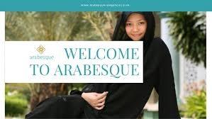 Arabesque Abayas (@arabesqueabayas) Cover Image