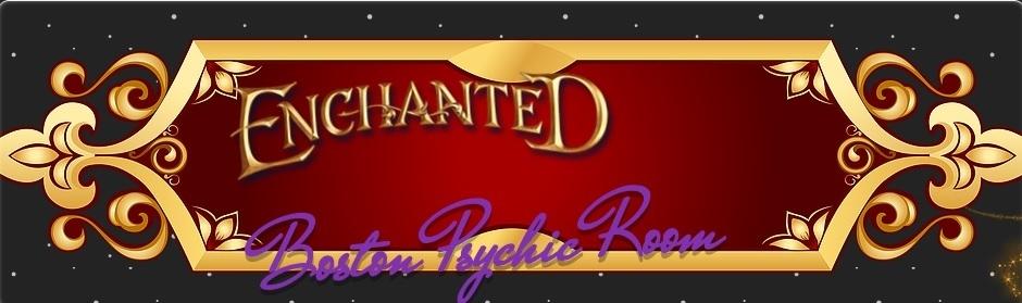 Enchanted Boston Psychic Room (@enchantedbostonpsychicroom) Cover Image
