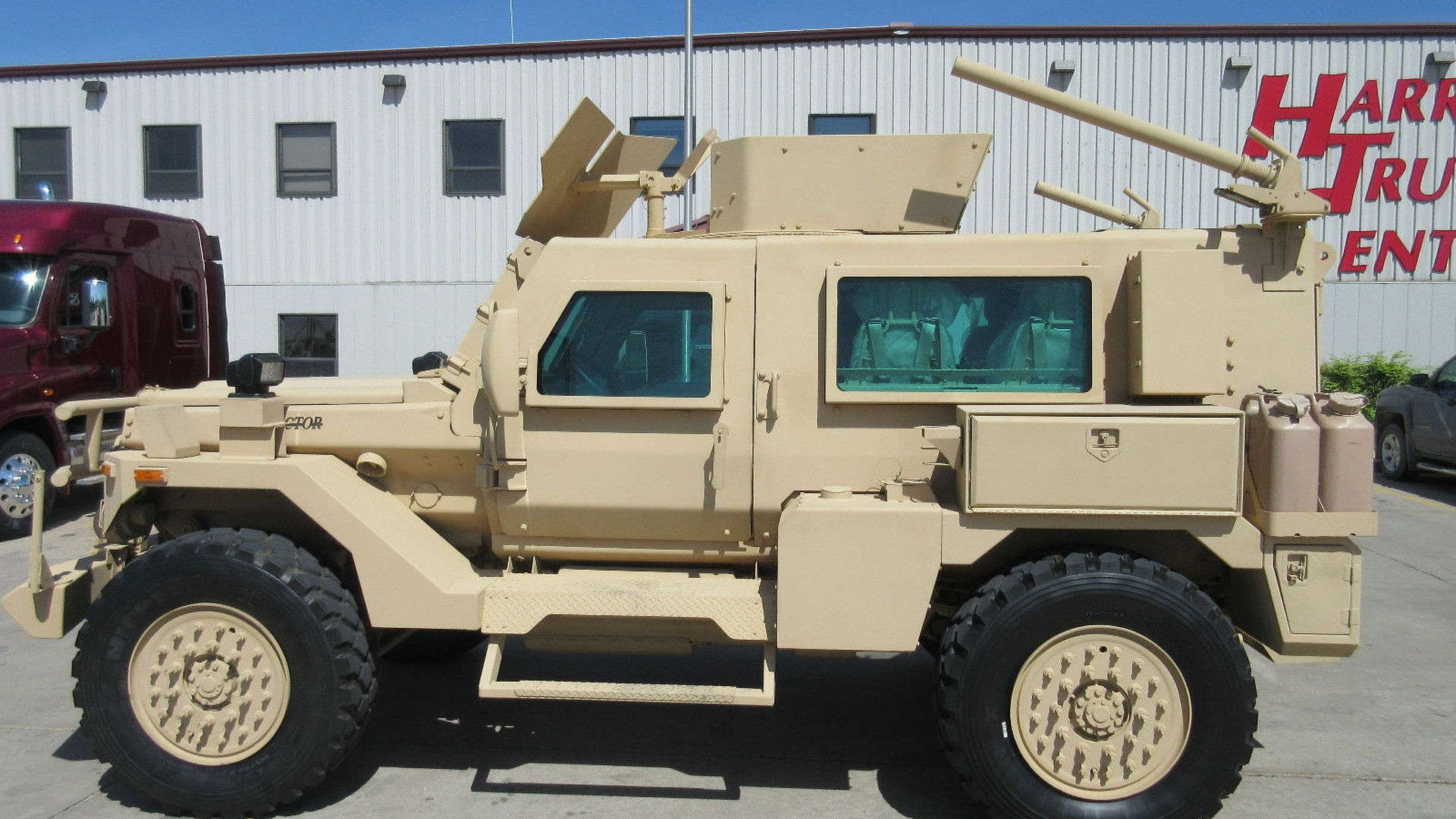 Armored Vehicle (@armoredvehicle) Cover Image