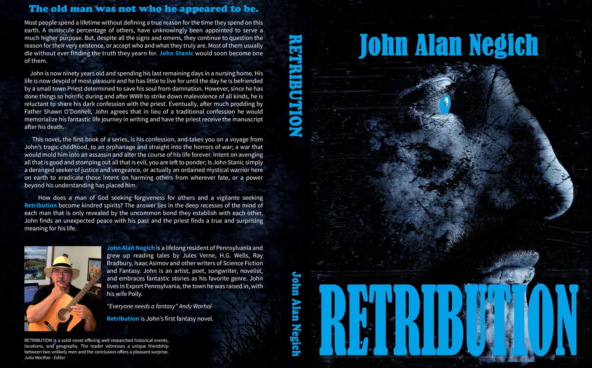John Alan Negic (@jnegich) Cover Image