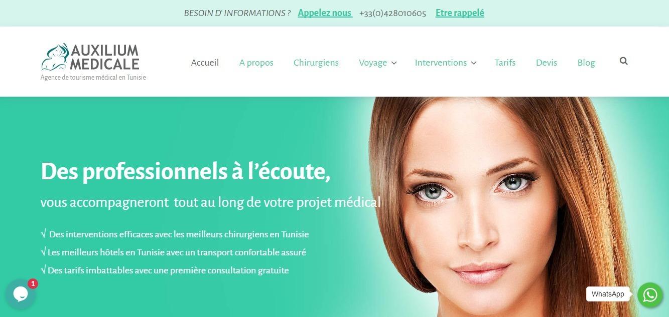 Auxilium-medica (@auxilium-medicale) Cover Image