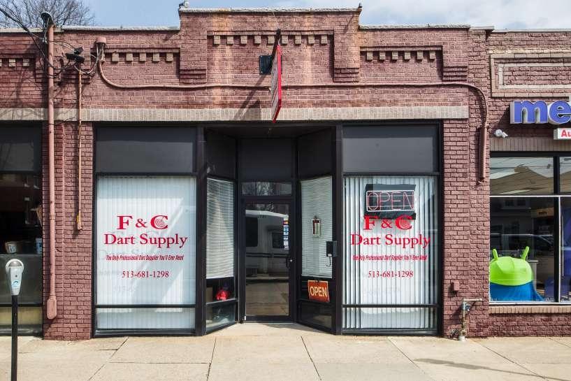 F & C Dart Supply Inc (@fcdartsupplyinc) Cover Image