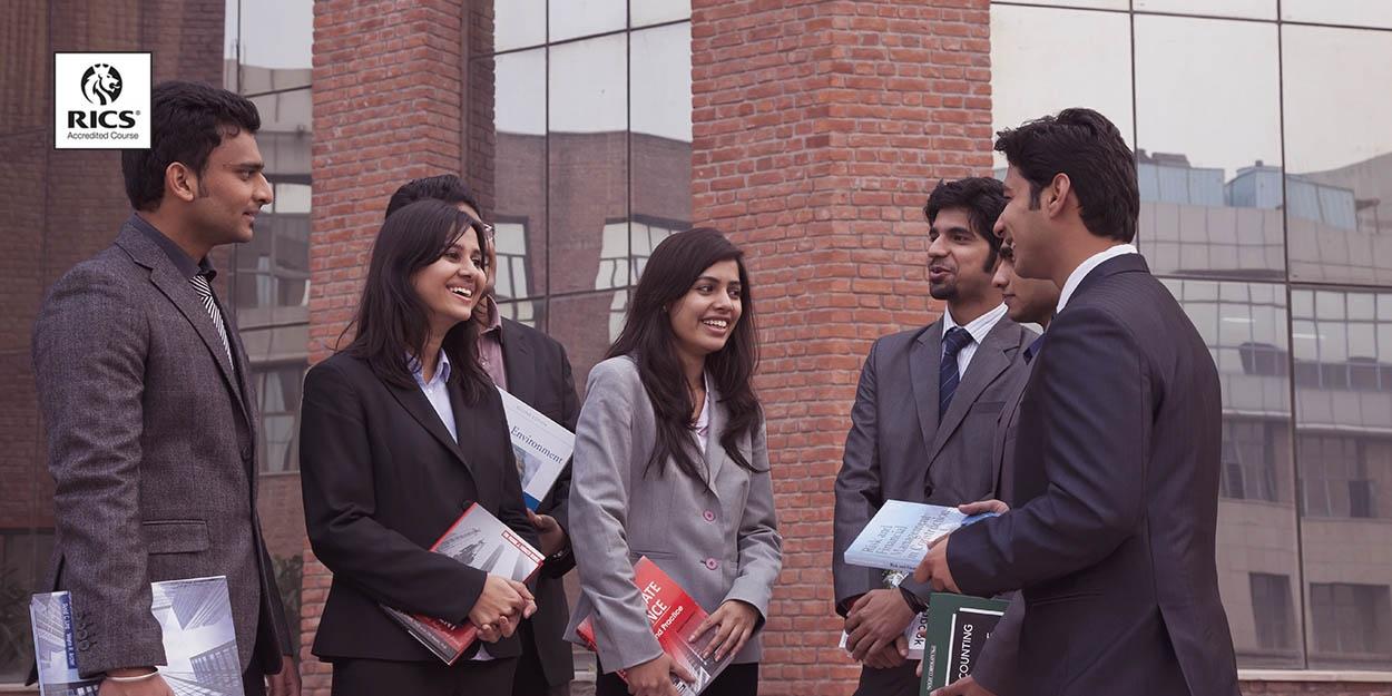 RICS School of Built Environment, Amity University (@ricssbe) Cover Image