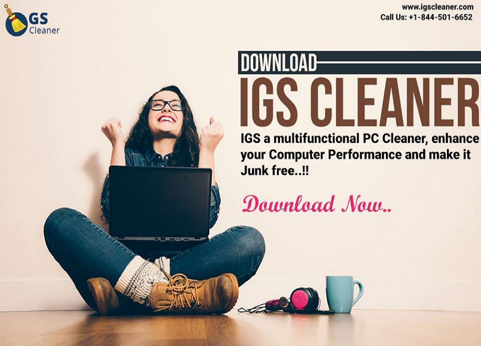 IGS PC Cleaner (@igscleaner) Cover Image