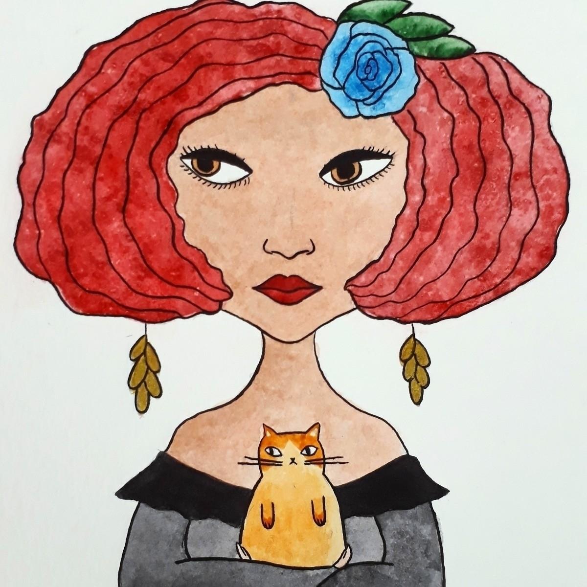 Calluna's Art (@callunasart) Cover Image