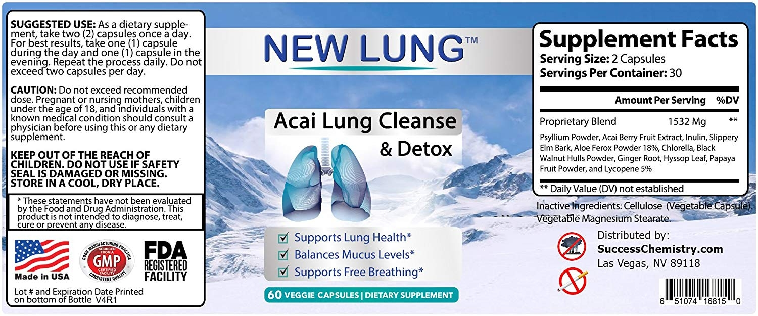 Lung supplement (@newlung) Cover Image