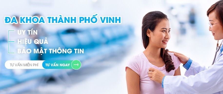 Phòng khám đa khoa Vinh (@phongkhamdakhoavinh) Cover Image