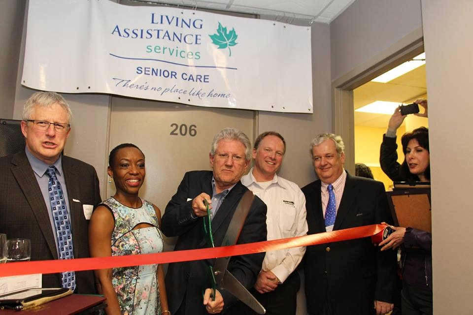 Assisted living home care Burlington - Living Assi (@laservices) Cover Image