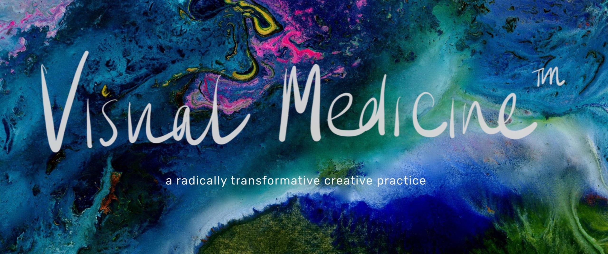 Visual Medicine by Suzette Clough (@visualmedicine) Cover Image