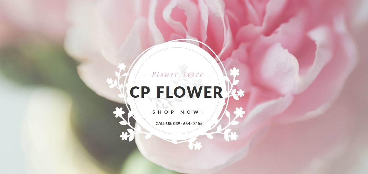 CP Flower Shop  (@cpflowershop) Cover Image
