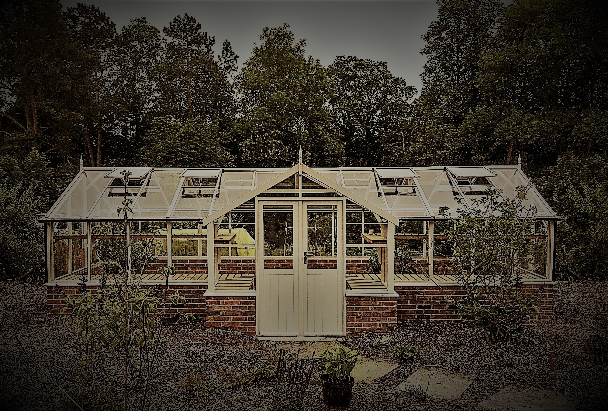 WoOdenGreenHouseS (@woodengreenhouses) Cover Image