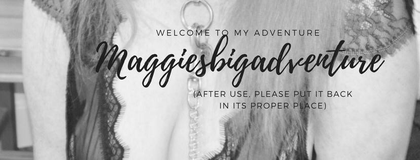 (@maggiesbigadventure) Cover Image
