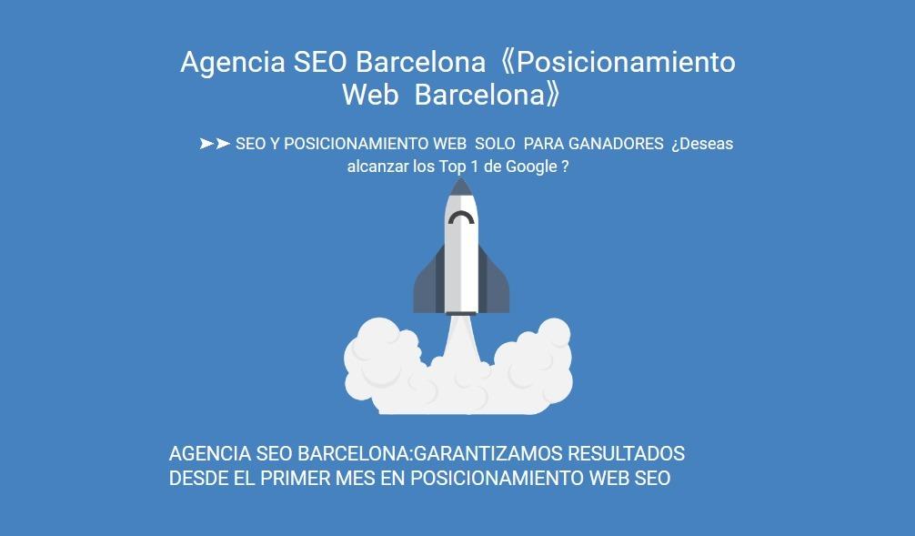 Posicionamiento web Barcelona (@agenciadeseo) Cover Image