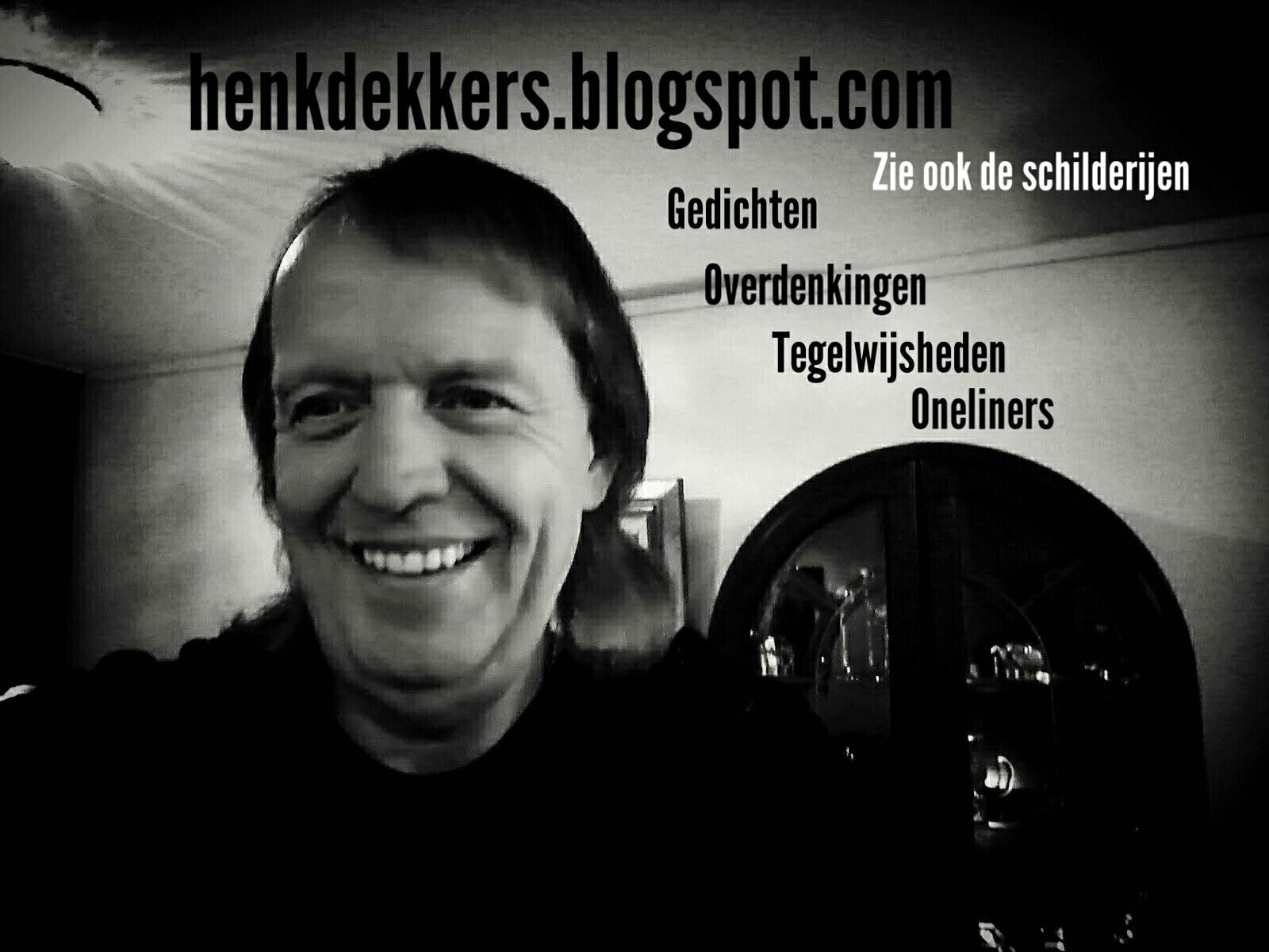 Henk Dekkers (@henkdekkers) Cover Image