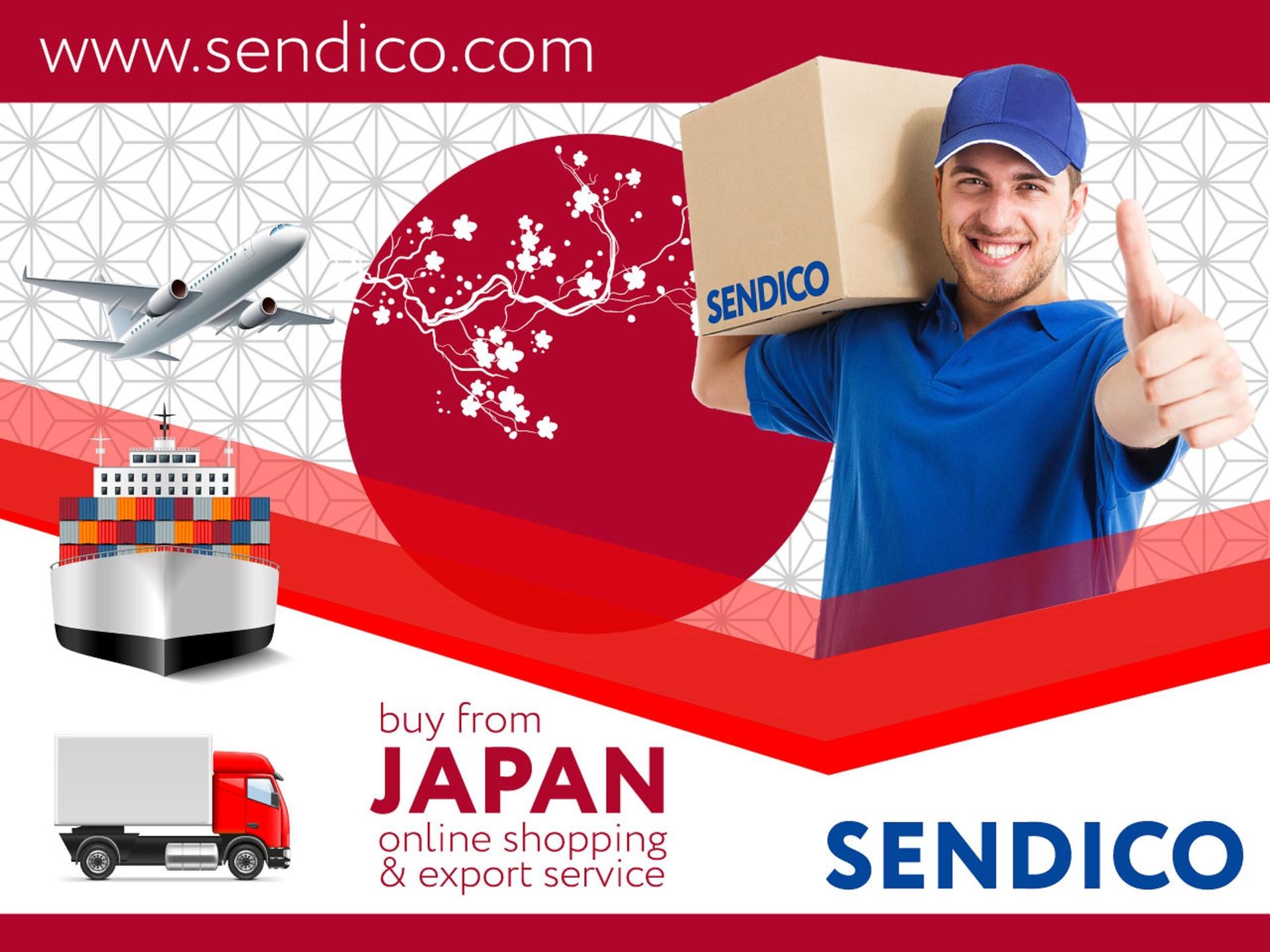 Sendico (@sendico) Cover Image