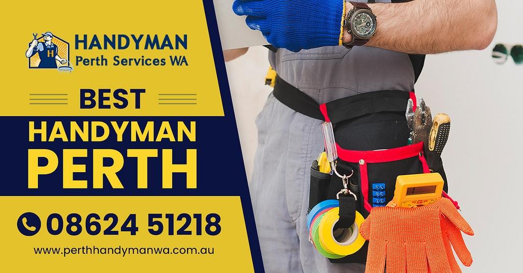 Handyman Perth Servi (@handymanserviceswa) Cover Image