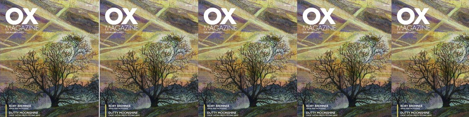 OX Magazine (@oxmagazine) Cover Image