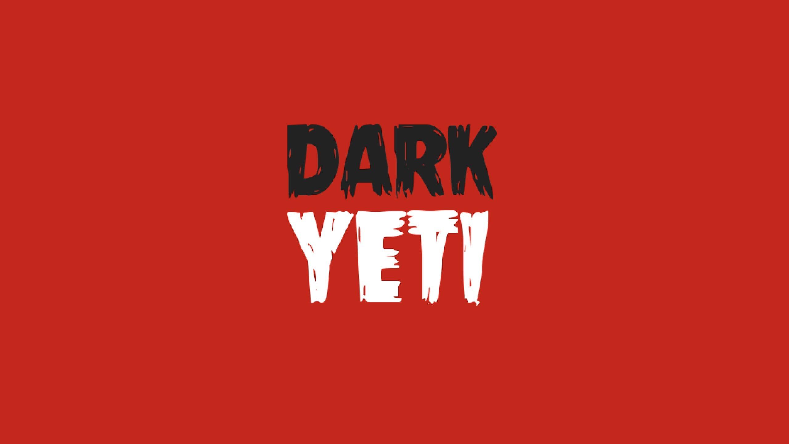DarkYeti (@darkyeti) Cover Image