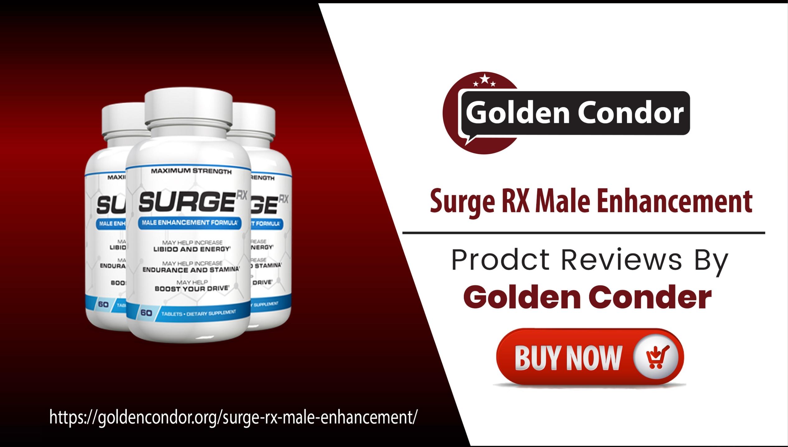 Surge RX Male Enhancement (@surgerx) Cover Image