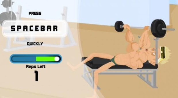 Douchebag Workout 3 game for fun  (@douchebag05) Cover Image