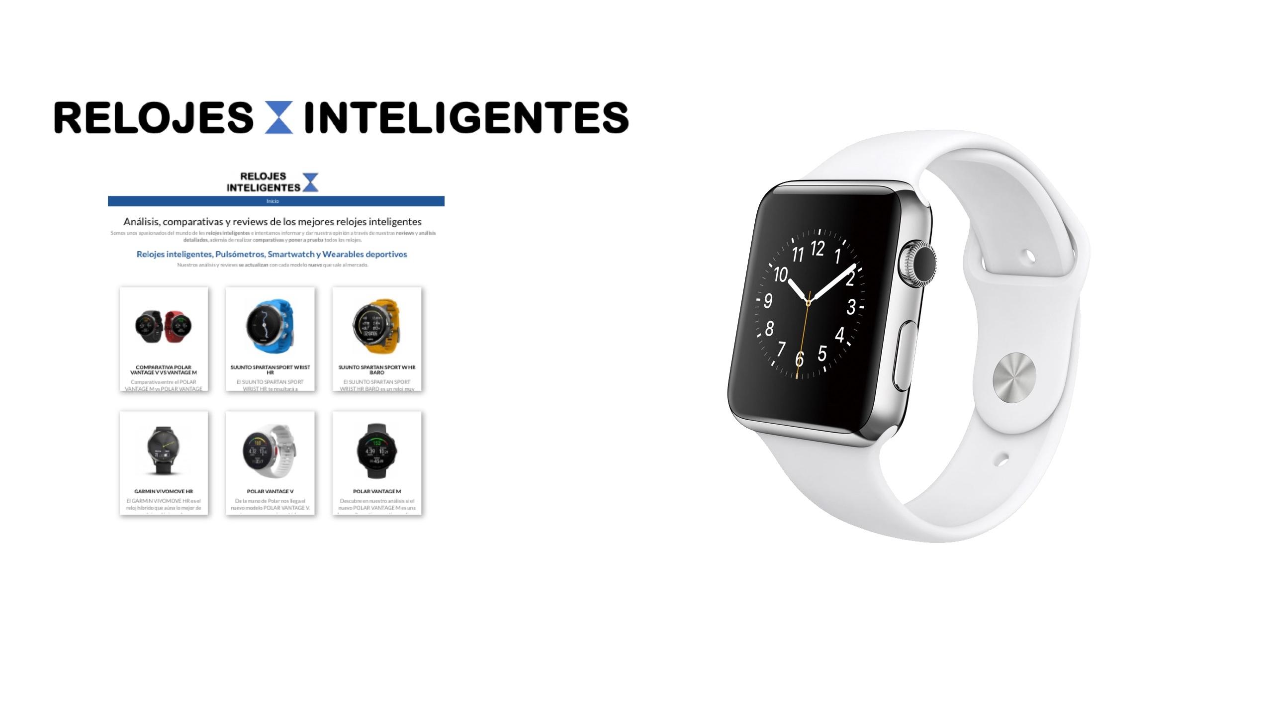 Relojesinteligentes.info (@relojesinteligentes) Cover Image