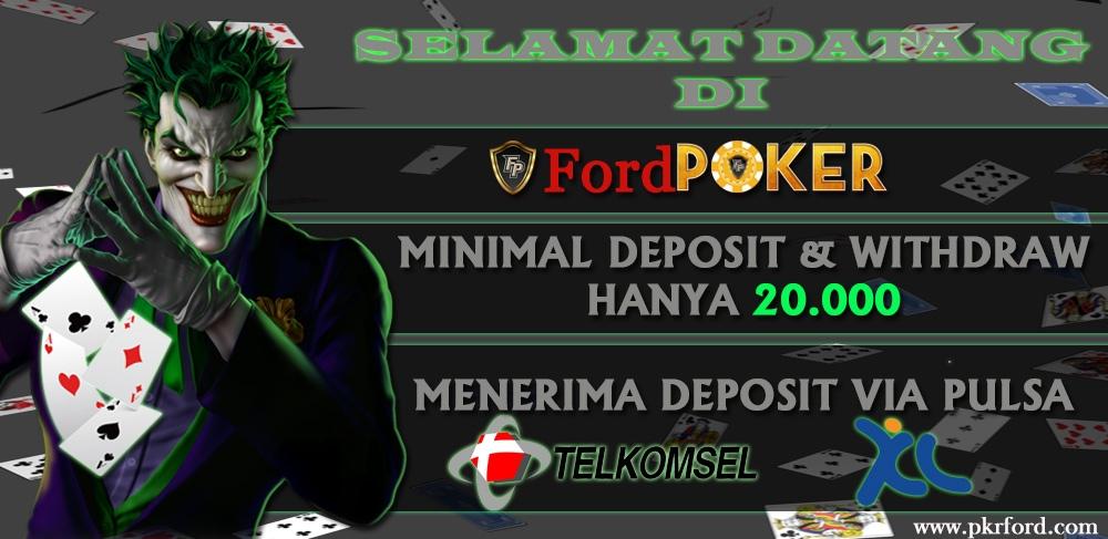 Fordpoker | Agen Poker Online Terpercaya  (@ford-poker) Cover Image