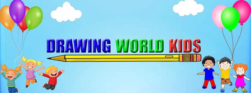 Drawing World Kids (@drawingworldkids) Cover Image