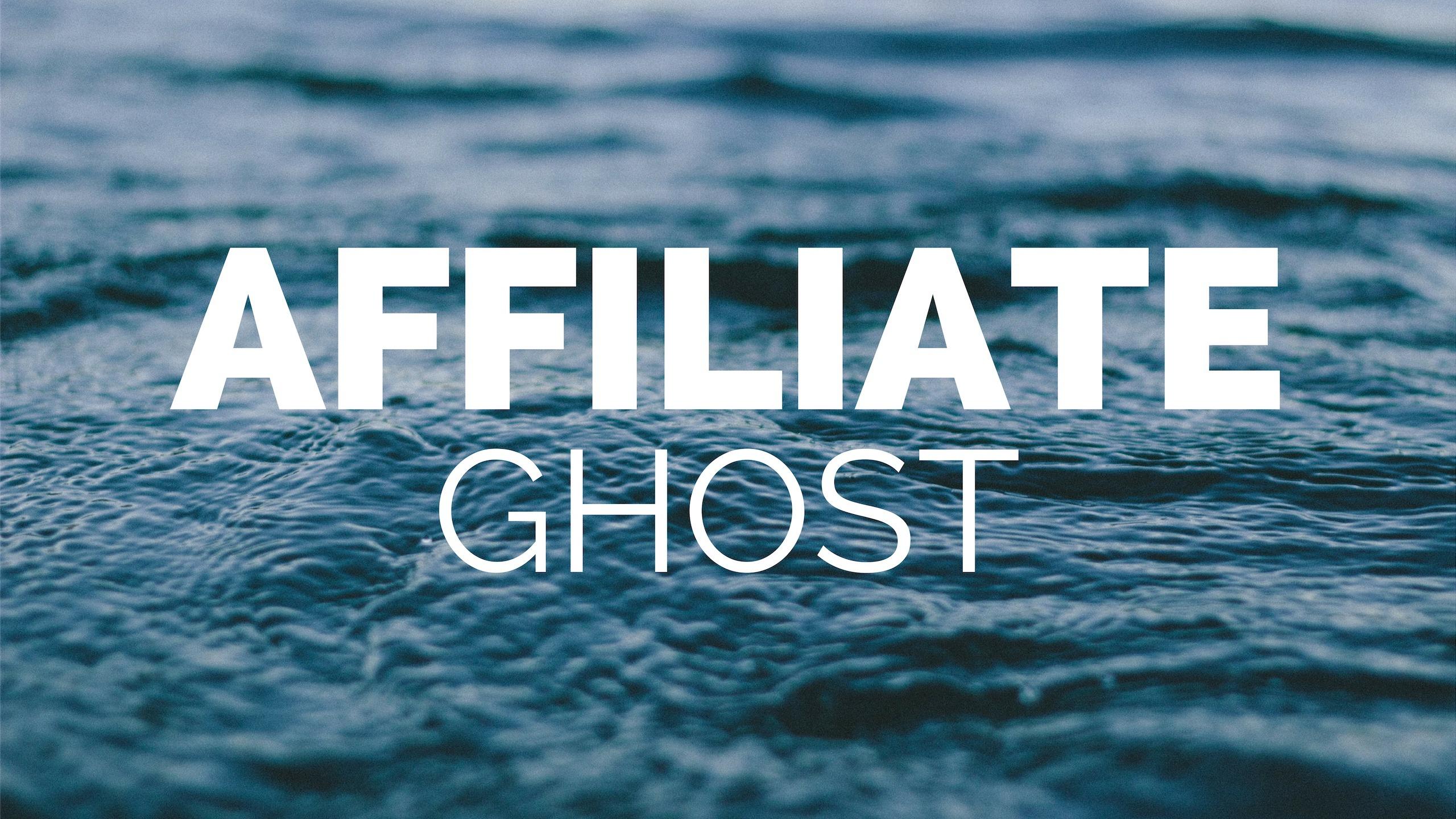 AffiliateGhost (@affiliateghost) Cover Image