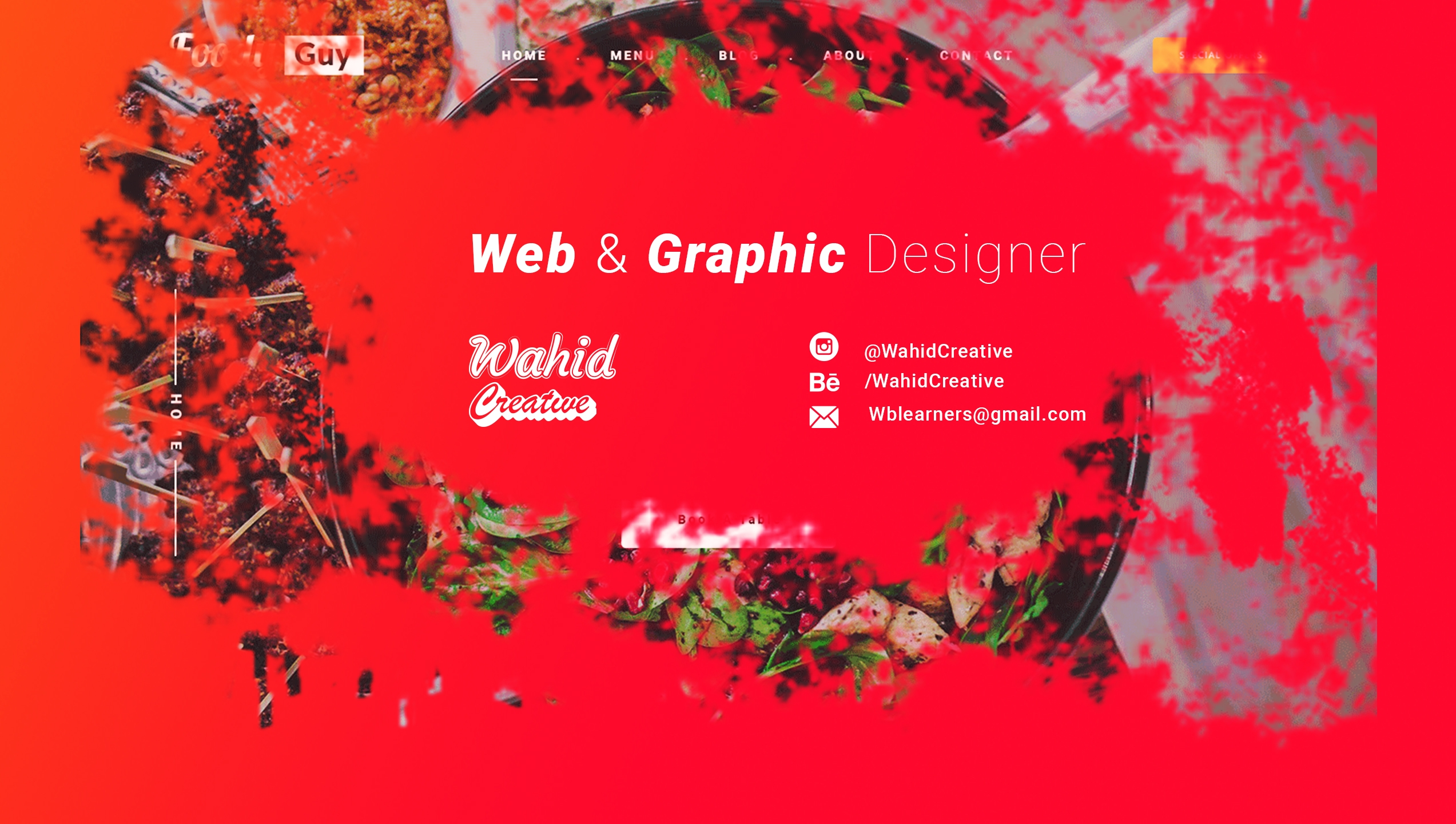 WahidCreative (@wahidcreative) Cover Image