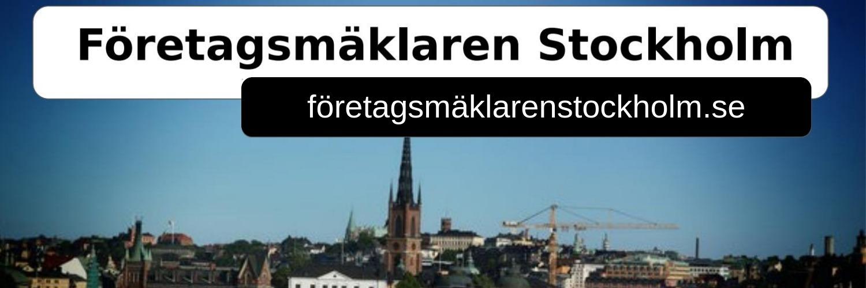 Företagsmäklaren Stockholm (@brokerstockholm) Cover Image